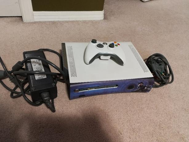 Xbox 360 & 1 Controller