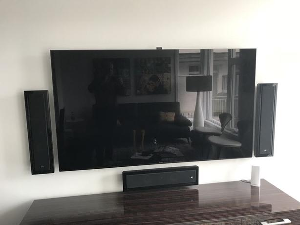 Pair of Bowers and Wilkins (B&W) fpm5 speakers (paid $2034)