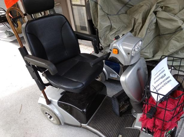 Winner Mobility Scooter