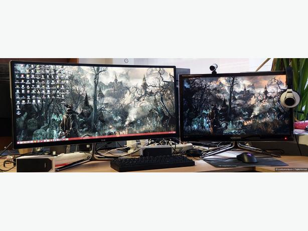 "31"" Class 17:9 Digital Cinema 4K IPS LED Monitor (31"" Diagonal) - 750 OBO"