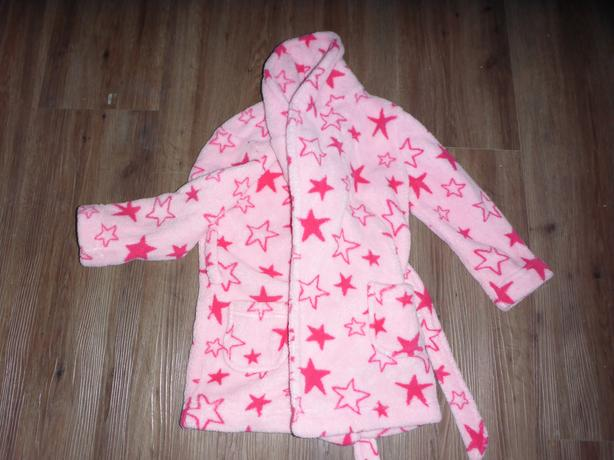 Fleece robe Size 3