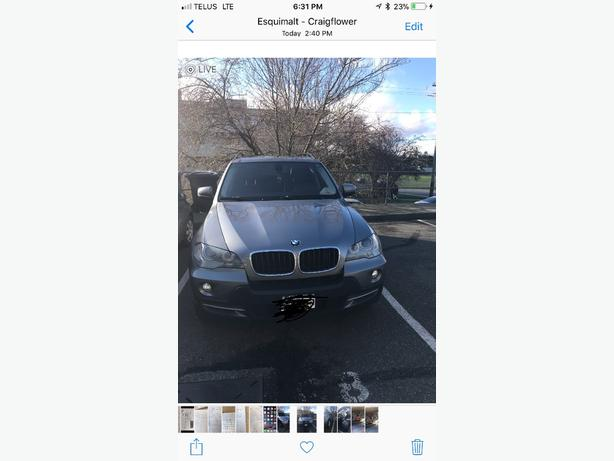 WANTED: 2007 Bmw x5