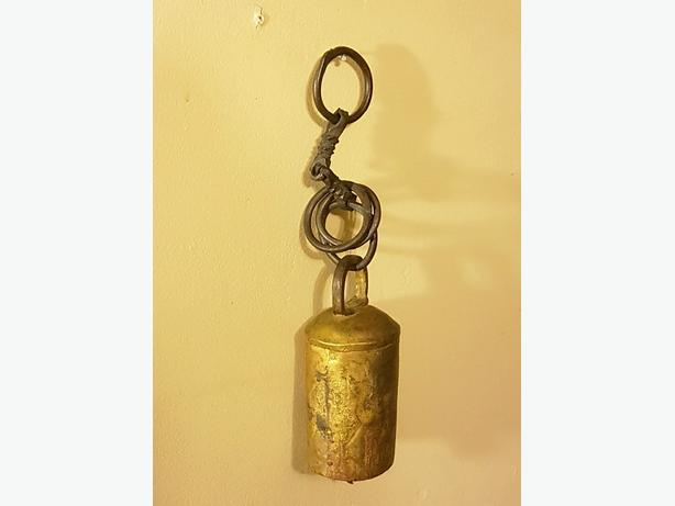 antique camel bell