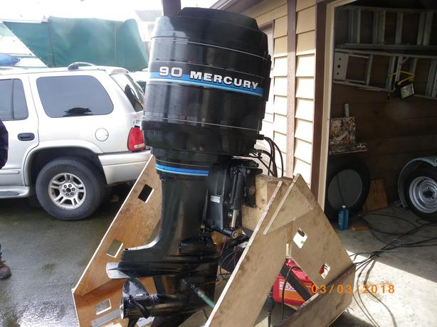 merc outboard