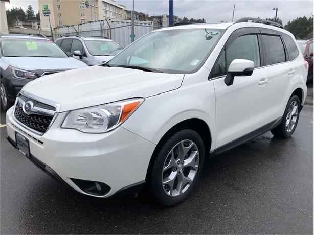 2015 Subaru Forester Limited with EyeSight tech package