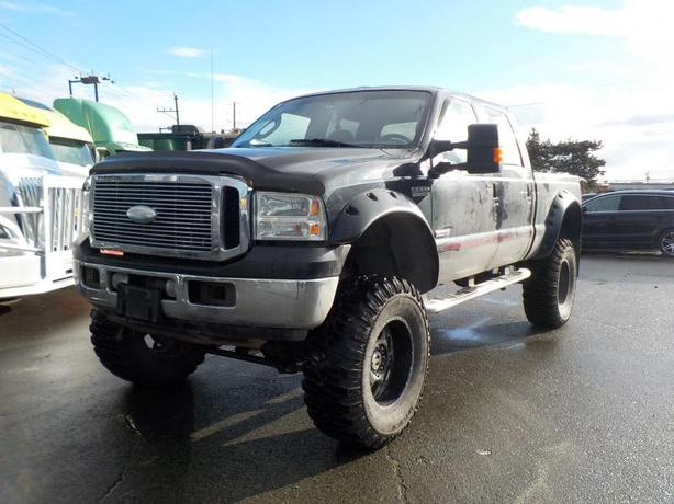2007 Ford F-350 SD Lariat Outlaw Crew Cab Regular Box 4WD Diesel