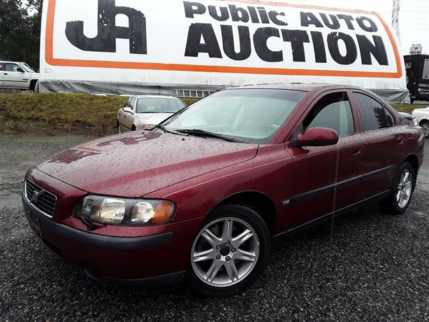 2003 Volvo S60 AWD No Reserve Auction Sold to The Highest Bidder!!!!!!!