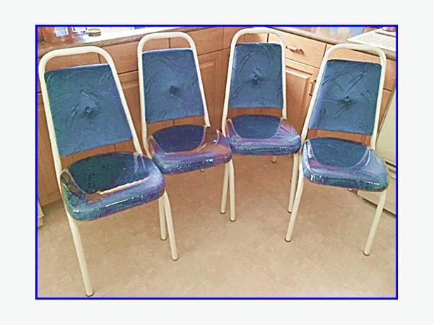 Kitchen Chairs - Set of 4