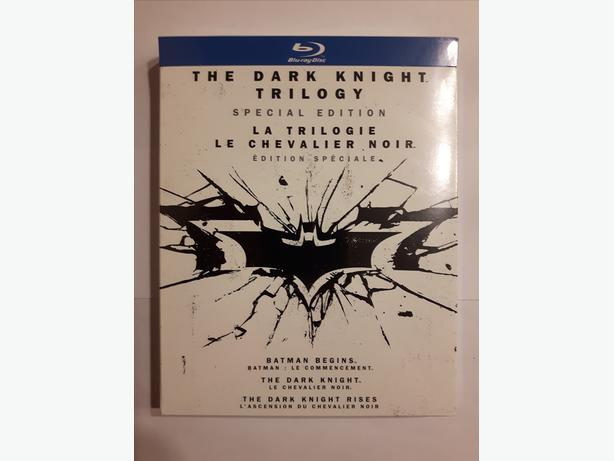 The Dark Knight Trilogy (Special Edition) (Blu-ray)