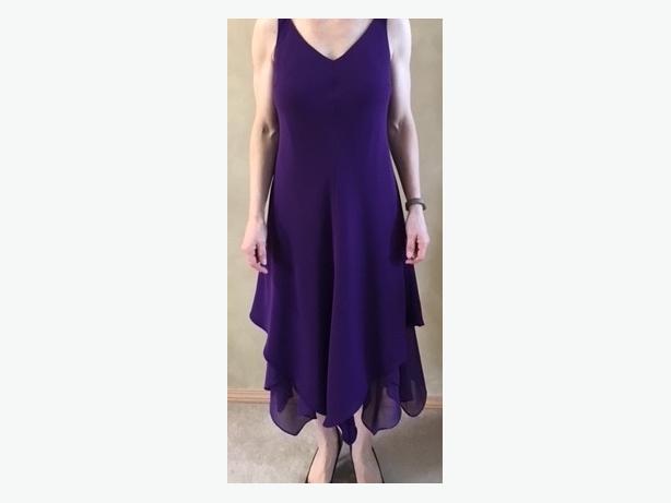 Grad Dress - 3/4 length