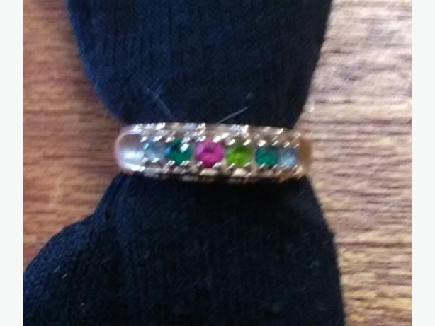Family Ring Size 6/7