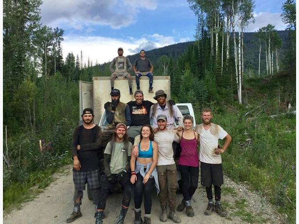 Treeplanting Crew Hiring for Summer 2018
