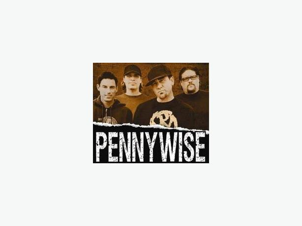 3 tickets to Pennywise/Strung Out