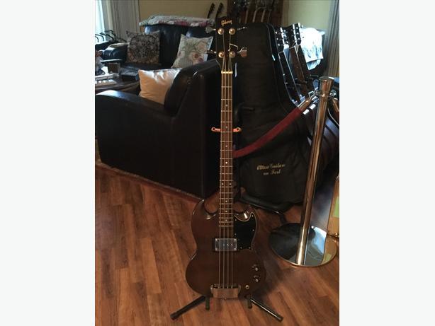 Gibson EBOL Bass from 1979