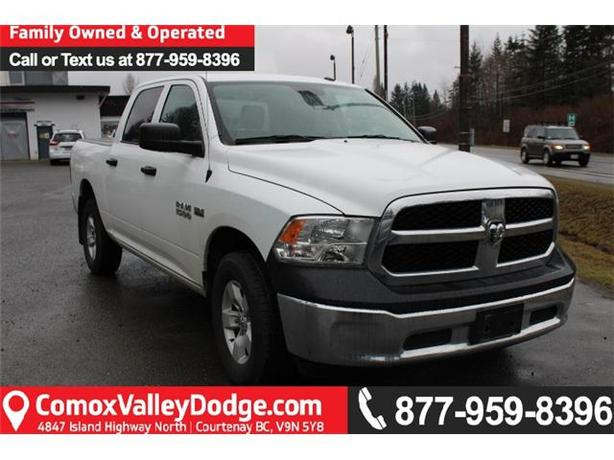 2016 RAM 1500 ST 4x4 Crew Cab 5.6 ft. box