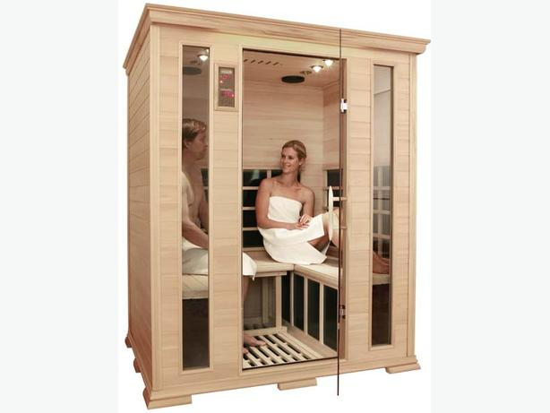 INFRARED SAUNA CLEARANCE SALE
