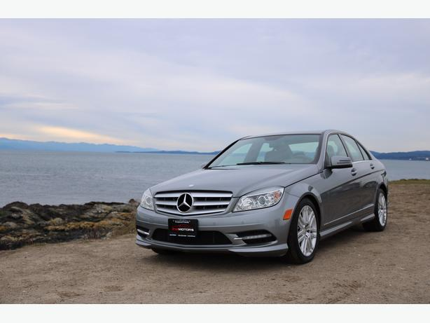 2011 Mercedes-Benz C250 4matic - NO ACCIDENTS!