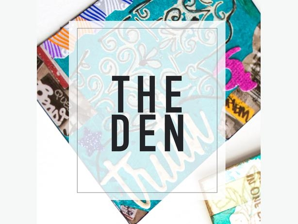 THE DEN - A social creativity movement