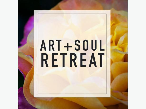 ART + SOUL MINDFUL RETREAT - SUMMER 2018