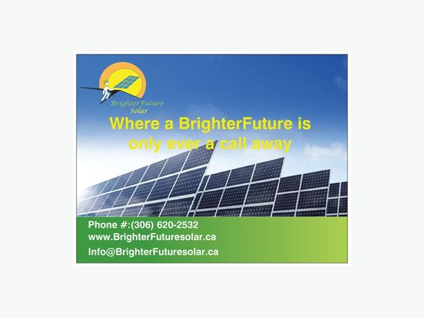 BrighterFuture Solar ; Your Neighborhood Solar Friends
