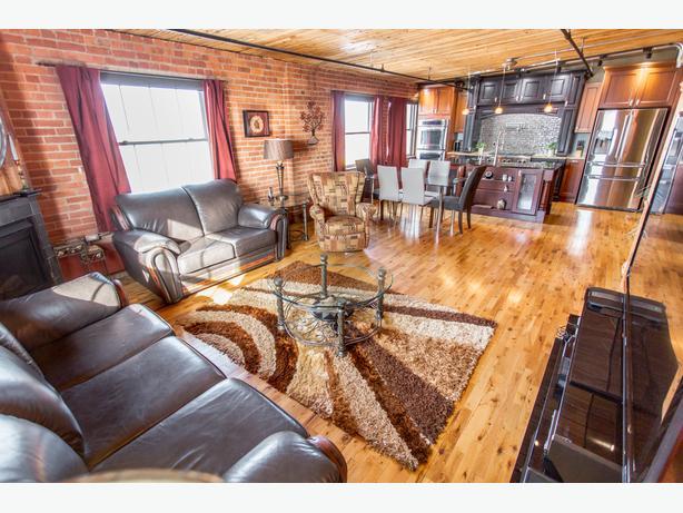 Unique and Beautiful Condo For Sale #504 - 1275 Broad St