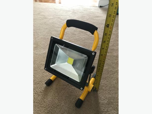 Rechargeable LED Flood Light