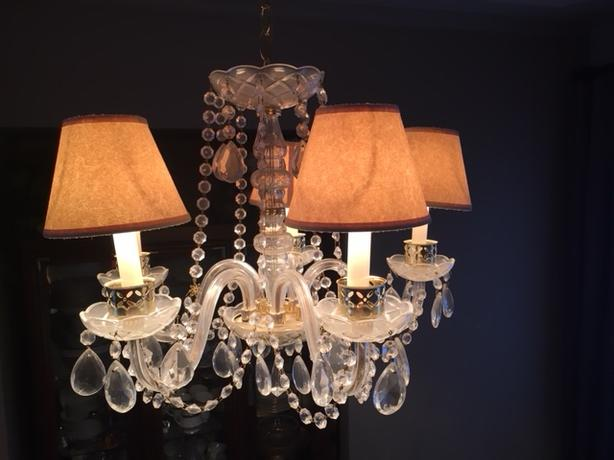 Shades for your light fixture