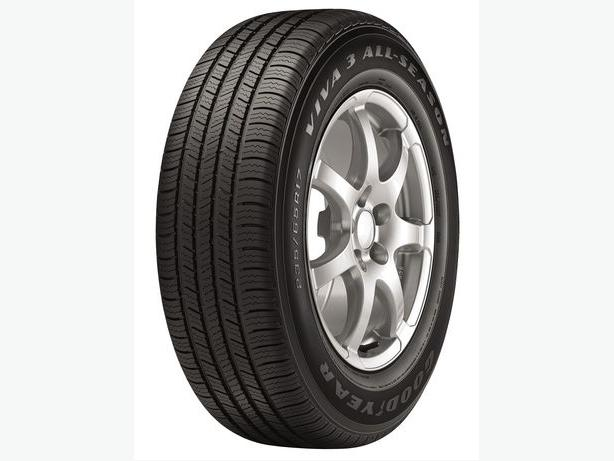 WANTED: (All season tires 215/65/R16)