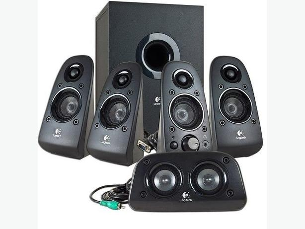 Z506 5.1 Surround Sound Speaker System