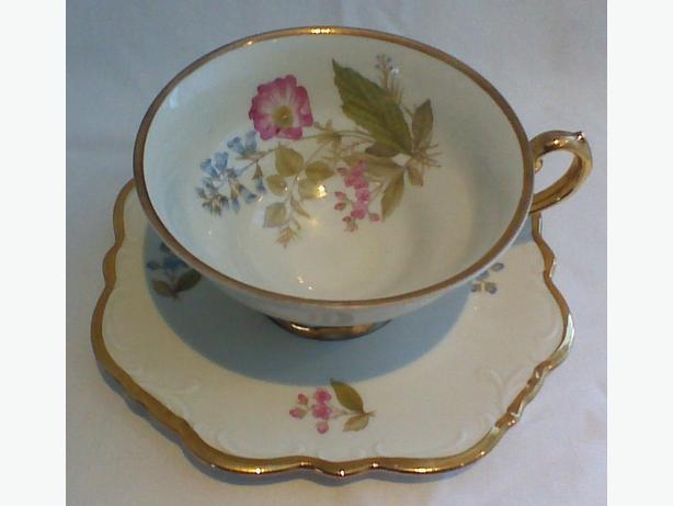 Alka Bavaria teacup & saucer