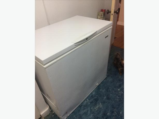 Apartment Sized Freezer