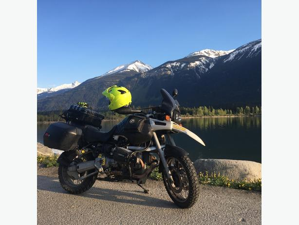 1997 BMW R1100GS for sale