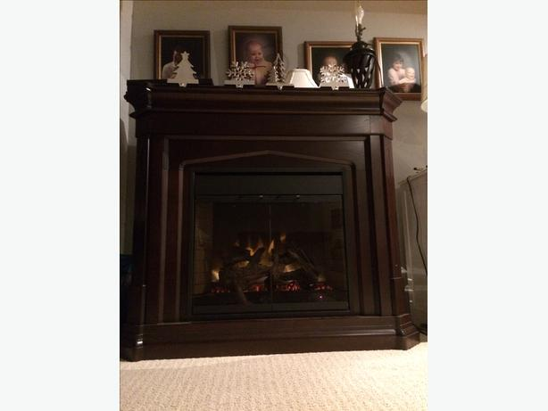 Fireplace with Remote