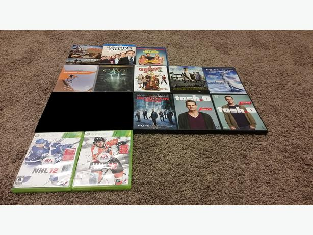 DVD / BLU-RAYS / VIDEO GAMES FOR SALE - ALL PRICES NEGOTIABLE!