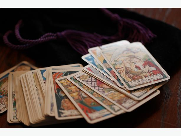 Tarot Card Readings