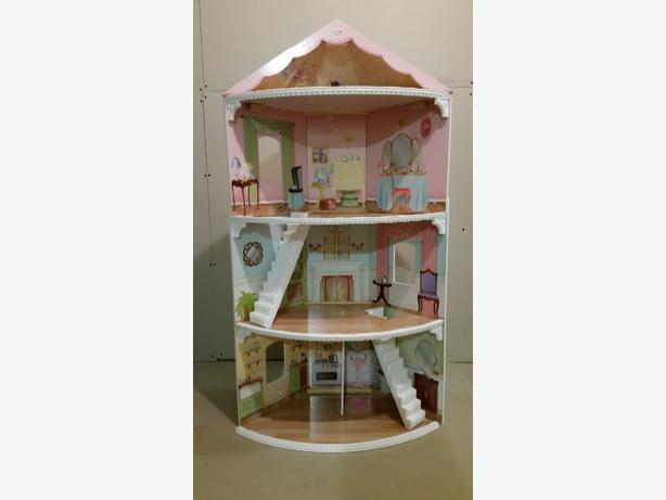 "Barbie Doll House - 52"" Tall"