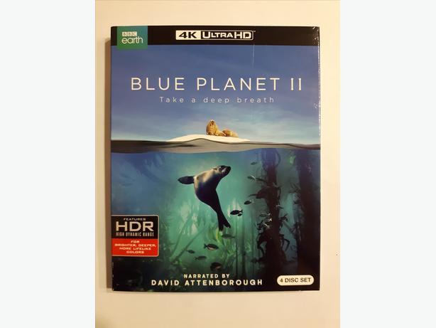 Blue Planet 2 in 4K