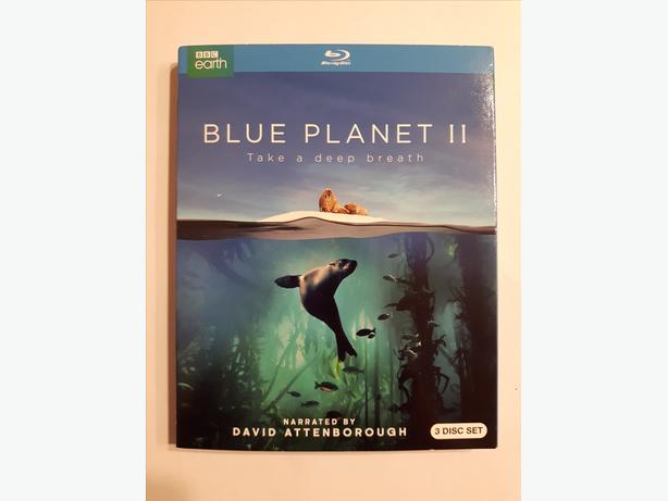 Blue Planet 2 on Blu-ray