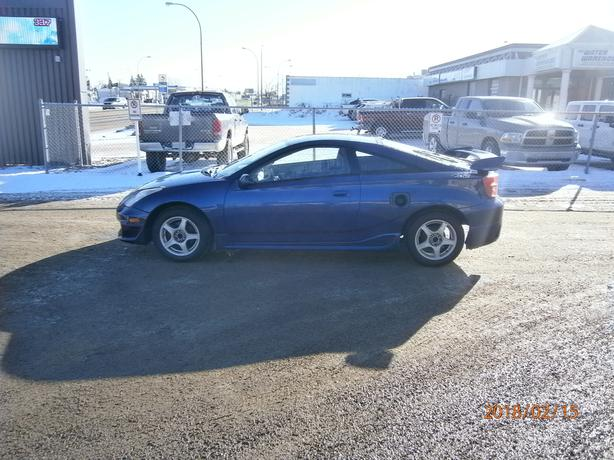 2004 TOYOTA CELICA GT HATCHBACK SUNROOF NEW TIRES