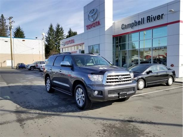2017 Toyota Sequoia LTD,LOW KM'S,MINT COND!