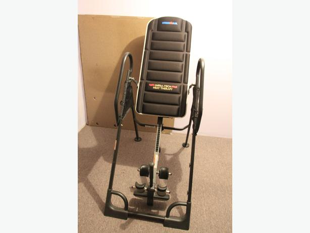 Ironman Infra-Tech Heat Therapy Inversion Table