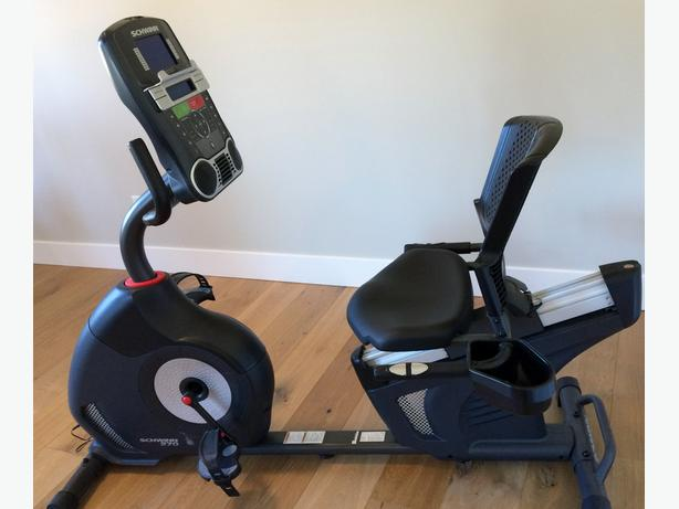 Schwinn 270 / Journey 2.5 recumbent bike