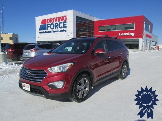 2013 Hyundai Santa Fe Luxury