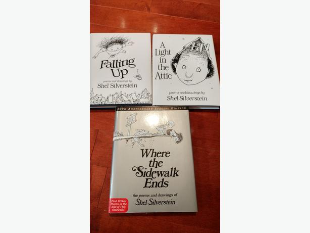 Shel Silverstein Book Set