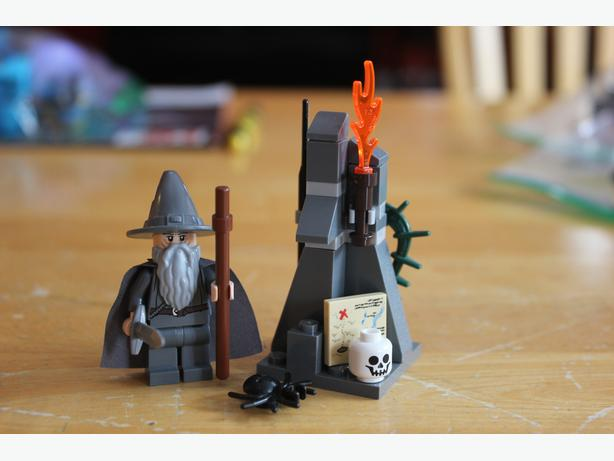 The Hobbit-Gandolf Dol at Guldur