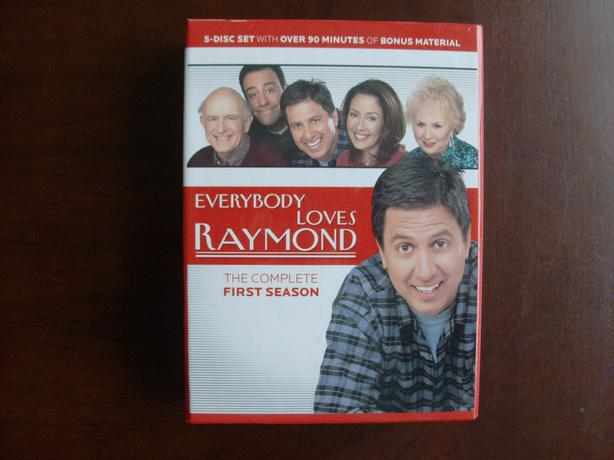 Everybody loves RAYMOND. 1ST TO 6TH COMPLETE SEASONS