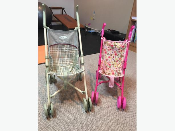 Toy Doll Strollers
