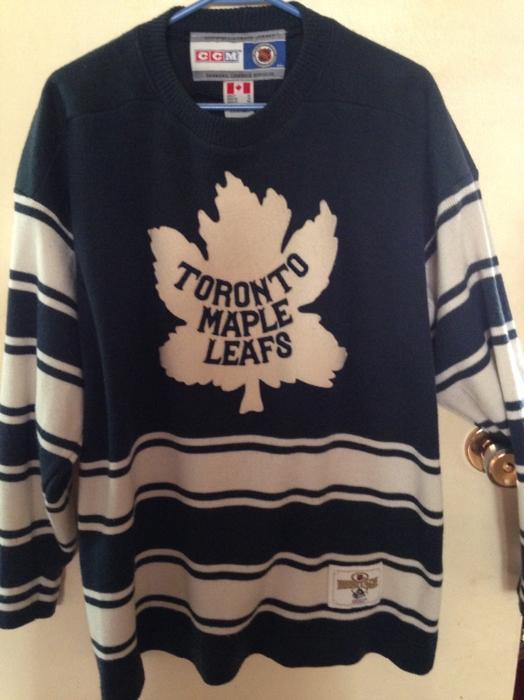 best sneakers 651e7 63048 $35 · Toronto Maple Leafs Sweater