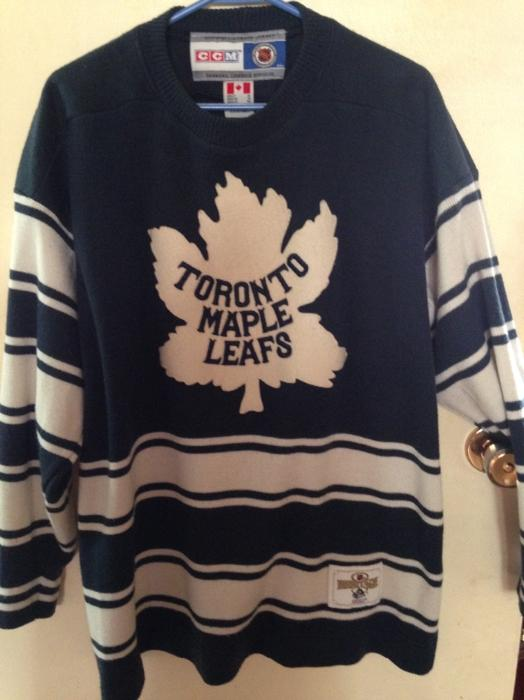 best sneakers 16c22 18933 $35 · Toronto Maple Leafs Sweater