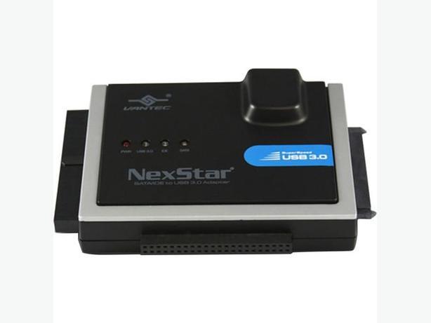 Vantec high speed USB 3.0 SATA/PATA adapter